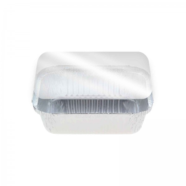 Clear Plastic Lids to Suit FOIL7421