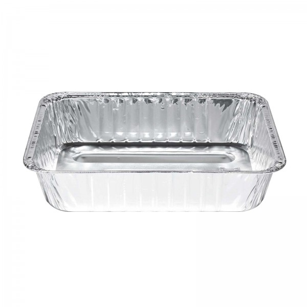 Silver Aluminium Roasting Trays