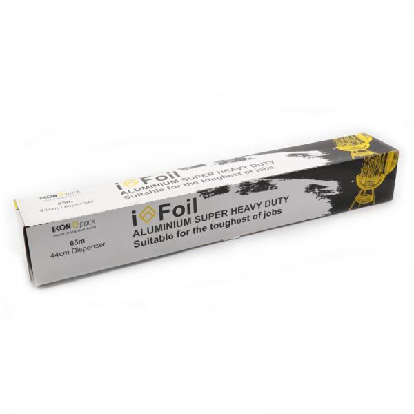Silver Extra Heavy Duty Foil Rolls