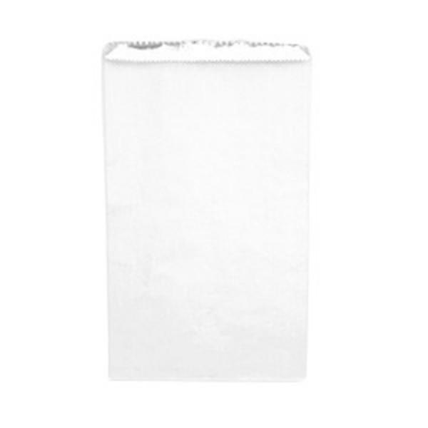 White Foil Bags