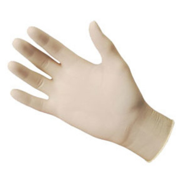 Latex Powder-free Gloves