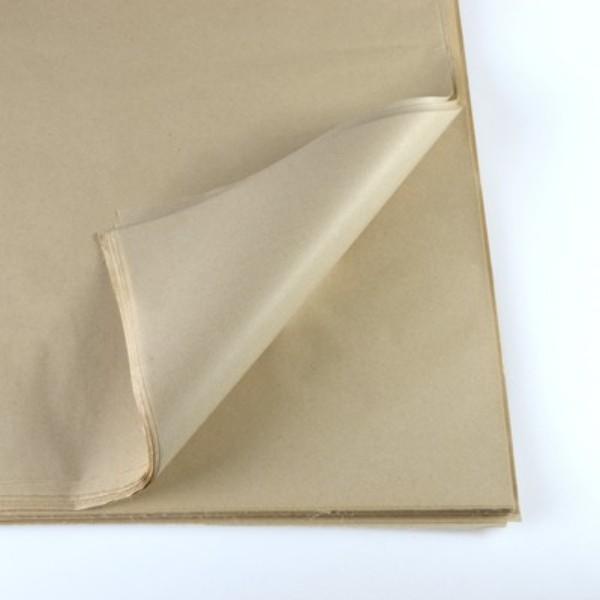 Brown Greaseproof Paper Sandwich Wrap