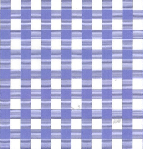 Blue Checker Paper Grease Proof Paper
