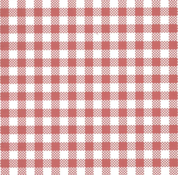 Printed Red Checker Paper Lunch Wrap