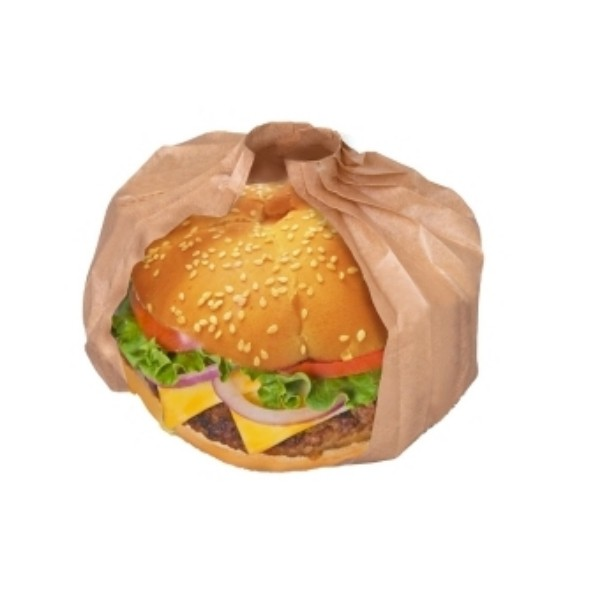 Pleatpak Burger Wrap