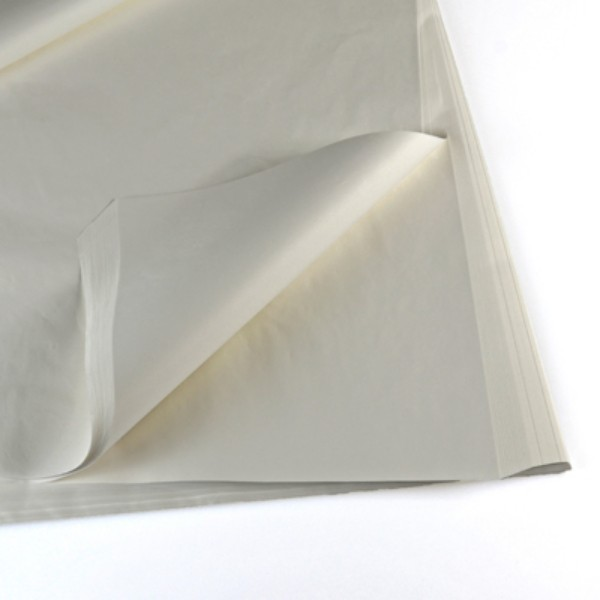 White Greaseproof Wrapping Paper