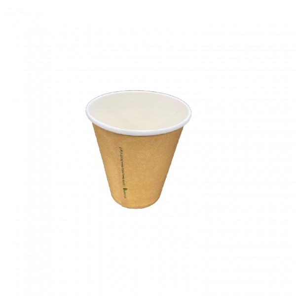 Natural Paper Single wall cup
