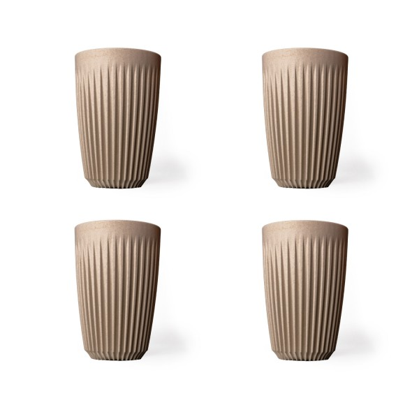 Natural Coffee Husk & Polymer Huskee Cups