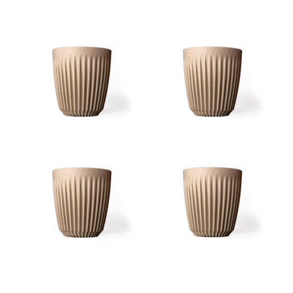 Natural Coffee Husk Polymer Huskee Cups