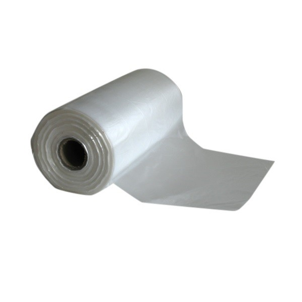 Clear Plastic Bag Rolls