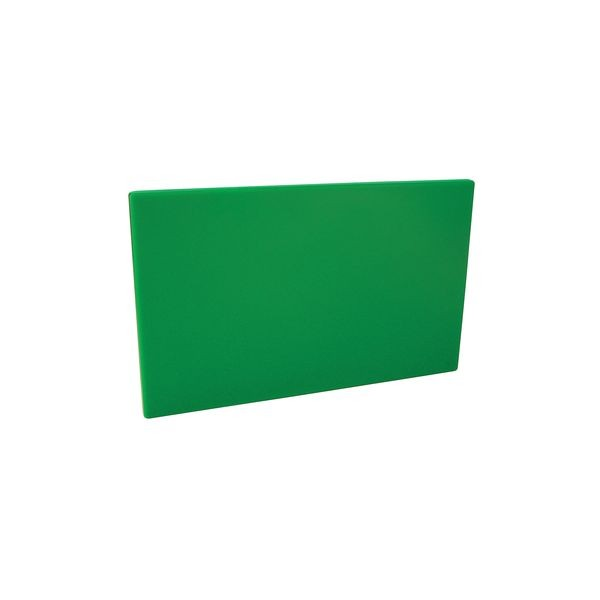 Green HD PE Plastic Chopping Board