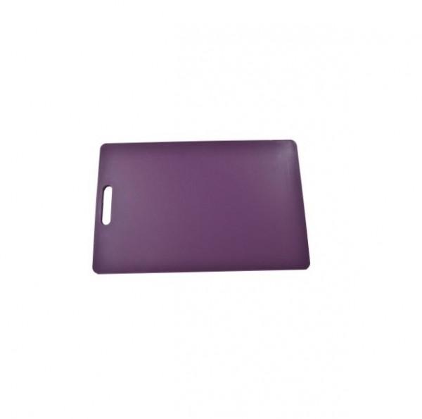 Purple (Alergens) Plastic Chopping Board