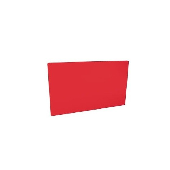 Red HD PE Plastic Chopping Board