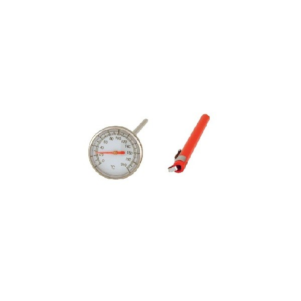 Stainless Steel Pocket Thermometer