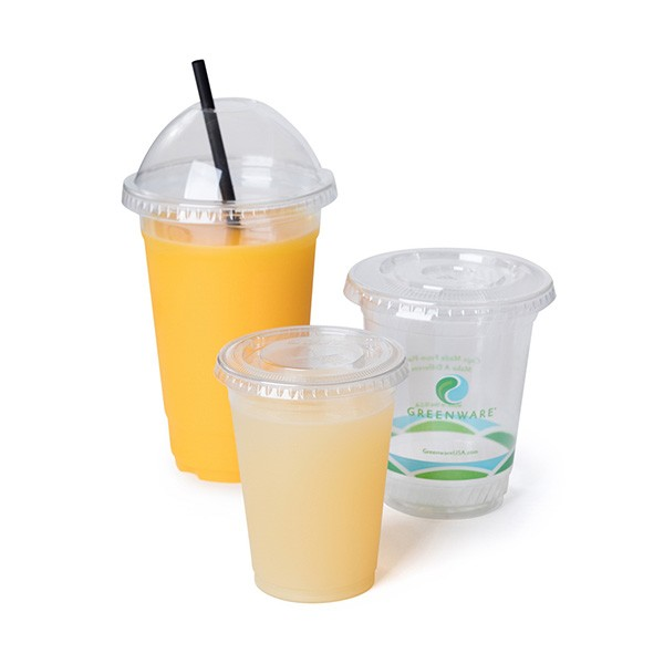 Plastic Juice Cups