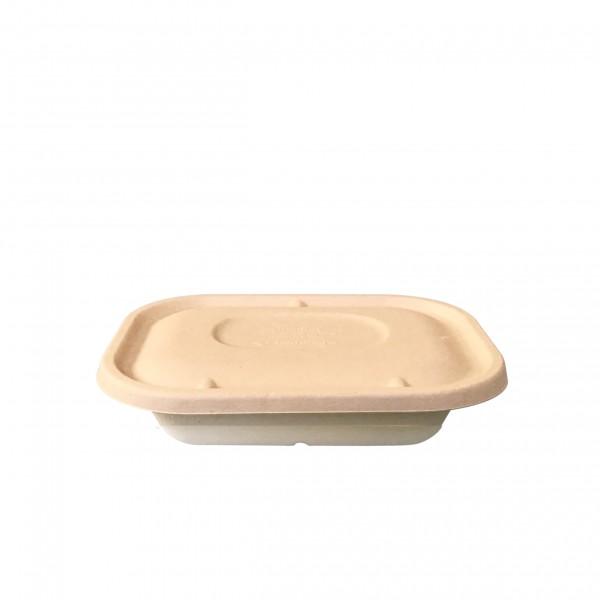 Kraft Fibre Takaway Boxes & Lids
