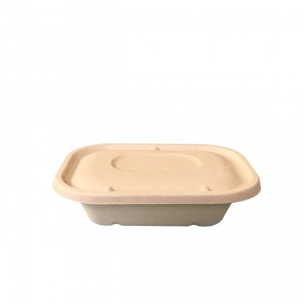 Kraft Fibre Takaway Boxes & Lid