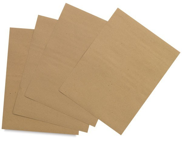 Brown Kraft Paper Wrapping paper