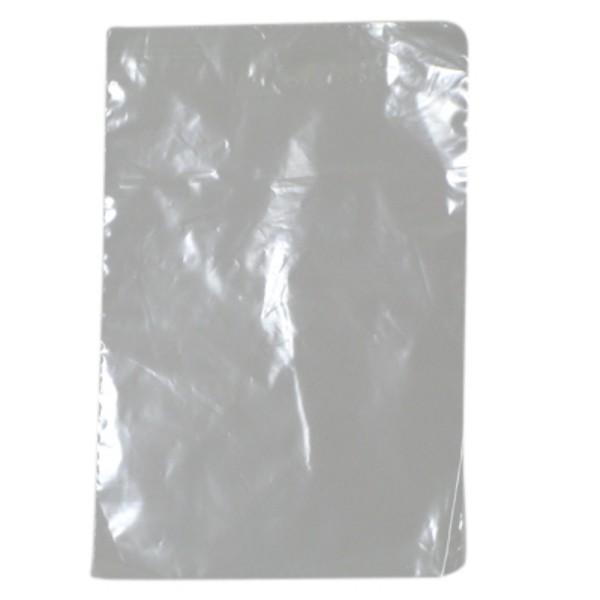 Clear Plastic- 25 um Bags