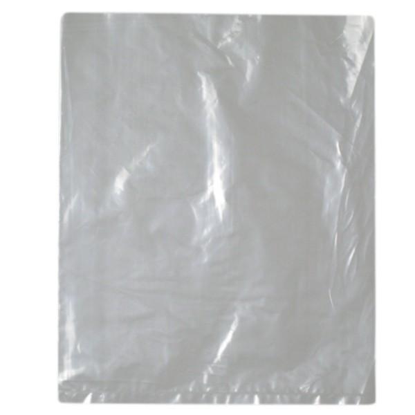 Clear Plastic - 35 um Bags
