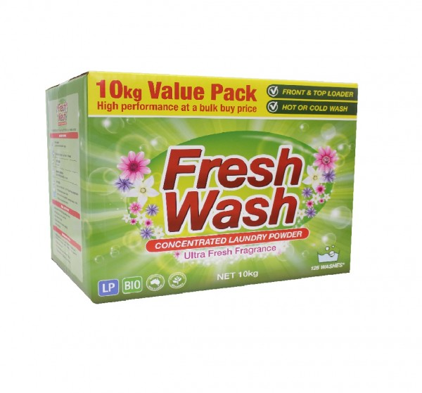 Fresh Wash Laundry Powder