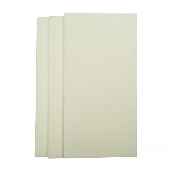 White Premium Quality 2Ply Paper Dinner Napkins