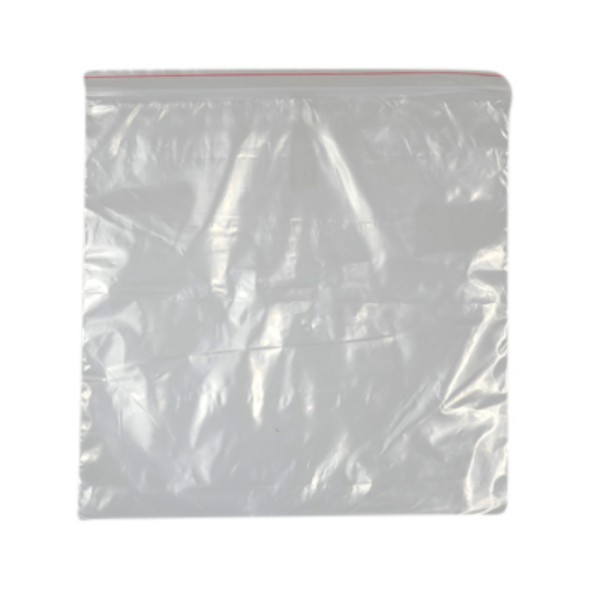Clear Plastic - 35um Resealable Bags