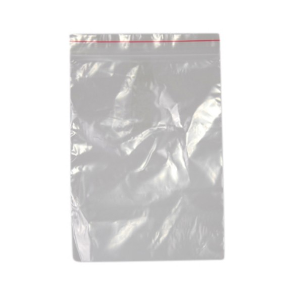 Clear Plastic - 35 um Resealable Bags