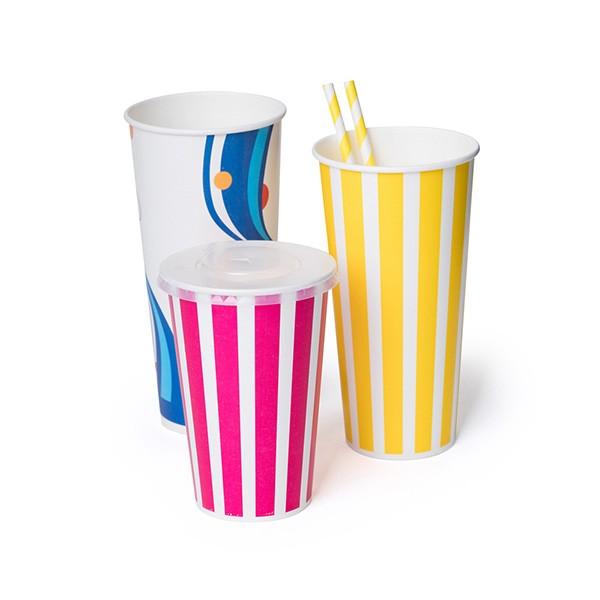 Milkshake Cups