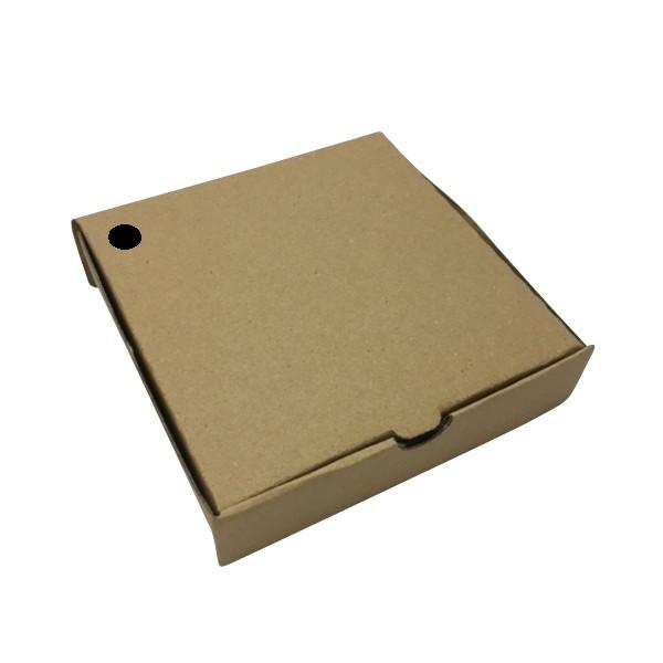 Brown Kraft Cardboard Pizza Boxes