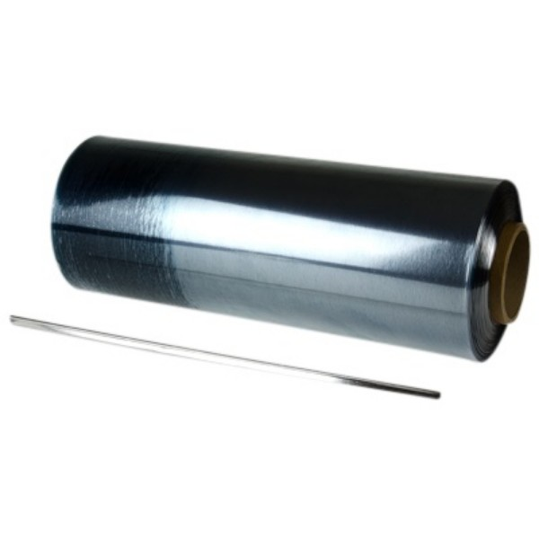 Clear PVC 12.5 Micron Cling Film