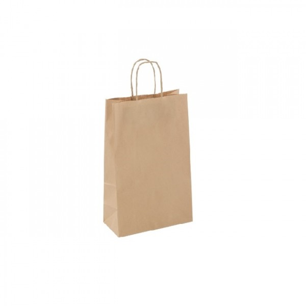 Brown Paper Handle Bags