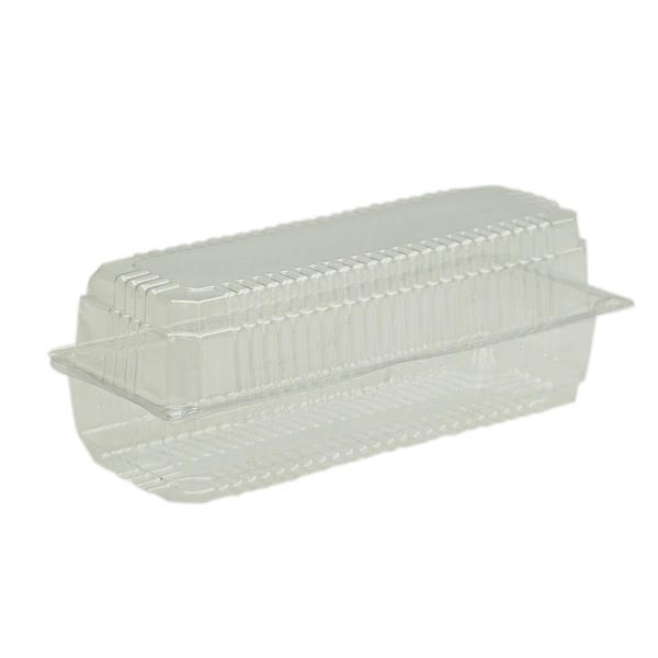 Clear Plastic Long Roll Containers
