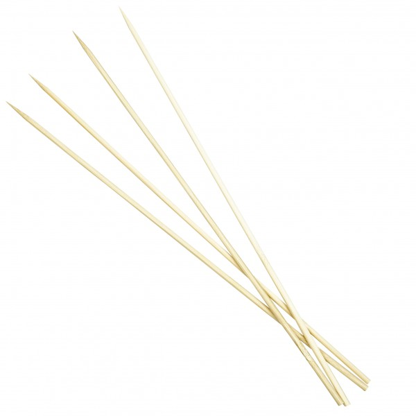 Wood Heavy Duty Bamboo Skewer