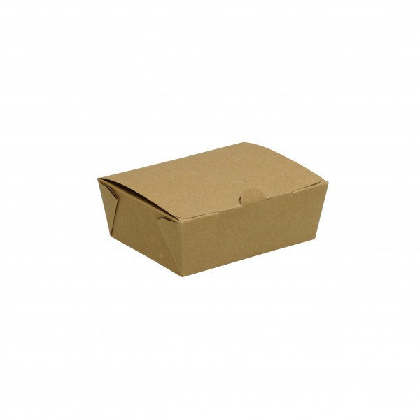Brown Kraft Cardboard Snack Boxes