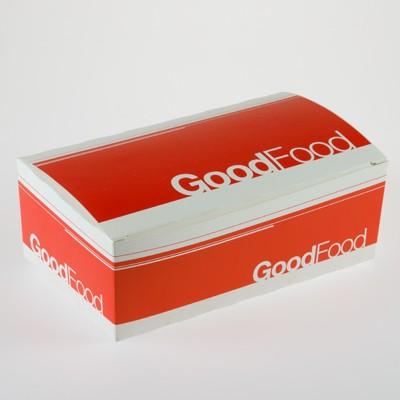 Printed Cardboard Snack Boxes