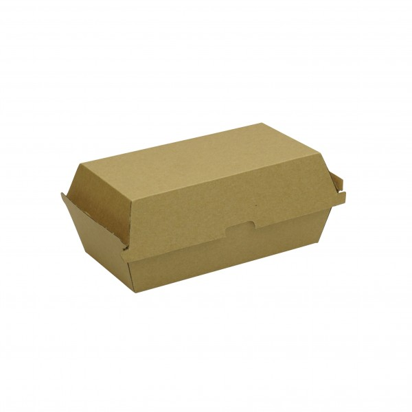 Kraft Corrugated Cardboard Snack Boxes