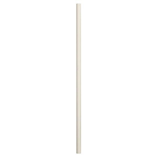 White Biodegradable Paper Straws