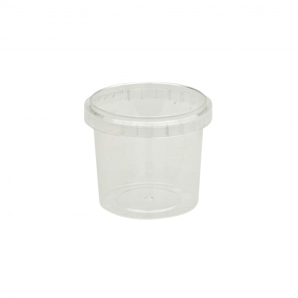 Clear Plastic Tamperproof Containers