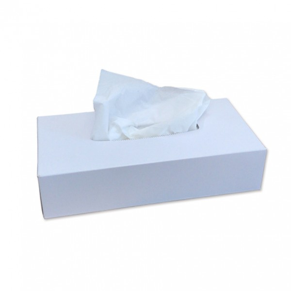 White Tissue Paper Facial Tissues