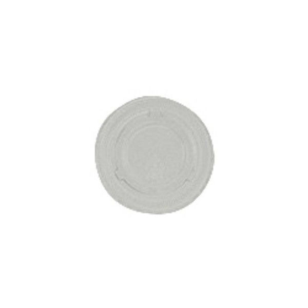 Clear Recyclable Plastic Sauce Cup Lids