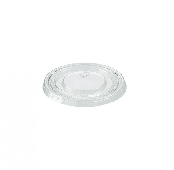 Clear PET Plastic Lid for: TP200, TP200ECO