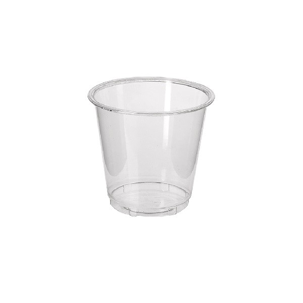 Clear Plastic Tasting Cups