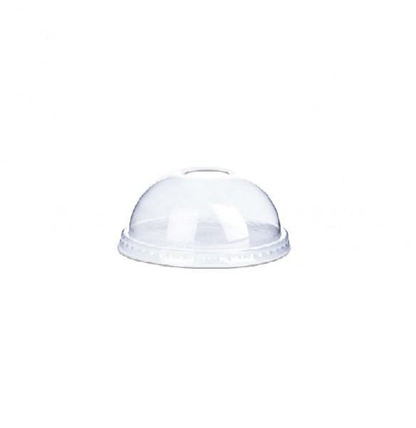 Clear PET Plastic Dome Lid for: TP400
