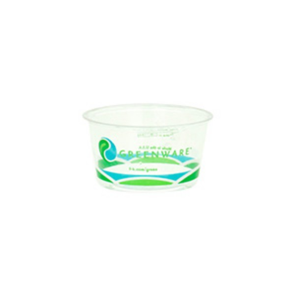Eco Friendly Corn Starch Portion Cups