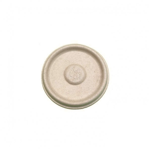 Corn Starch lid for: TP400KRAFT