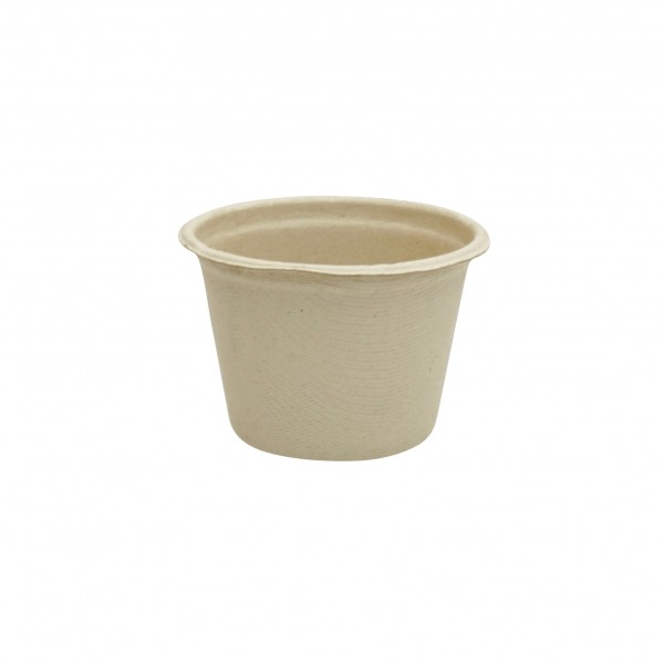 Kraft Plant fibre Portion cups