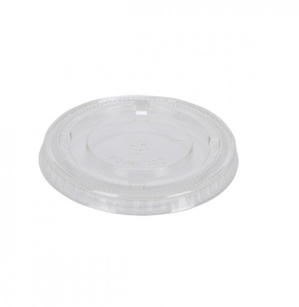 Clear PET Plastic Lid for: TP400