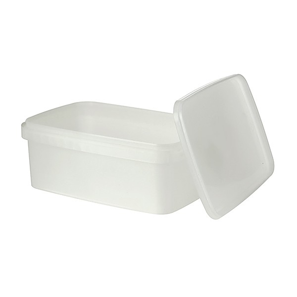 Tamper Evident Container & Lid