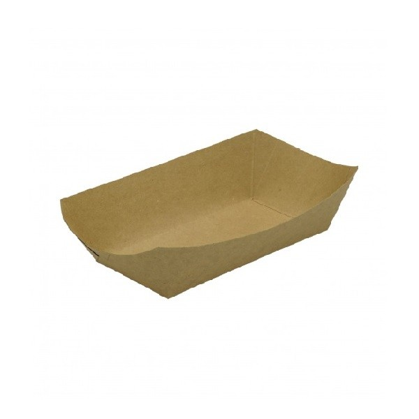 Kraft Card Food Trays